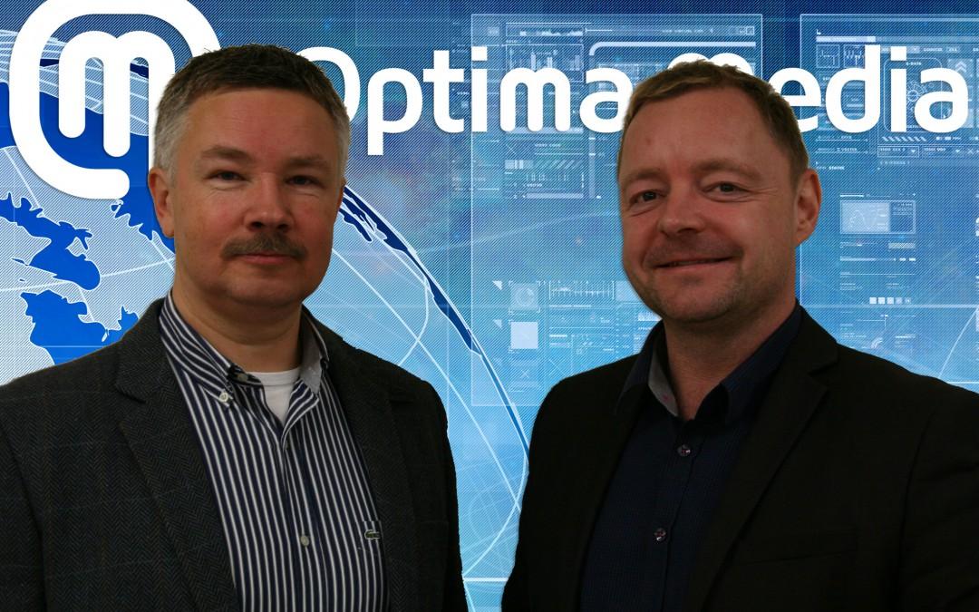 Optima Media AS lager nye websider