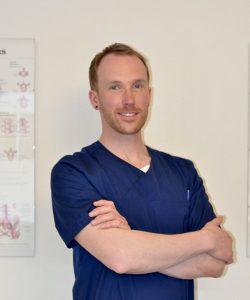 Kiropraktor – Arne Marius Gulseth